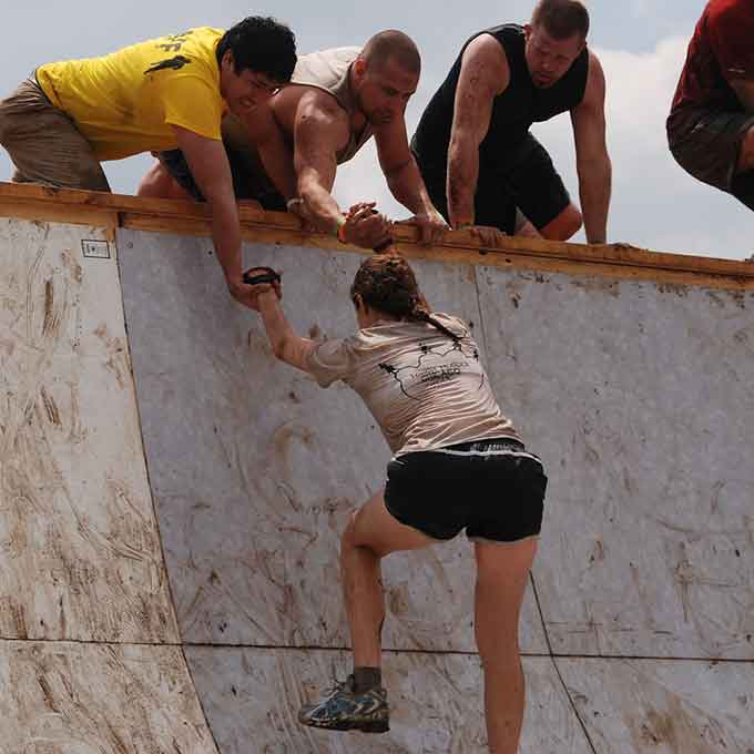Looking for a fitness challenge? How about a Tough Mudder event?