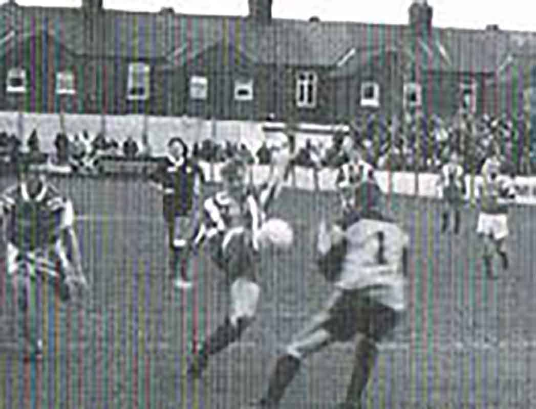 Dave Venables scored nine times in Boro's debut Conference campaign