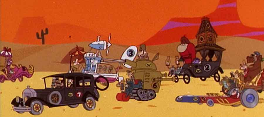 The League Two Run-In – Our own wacky races?