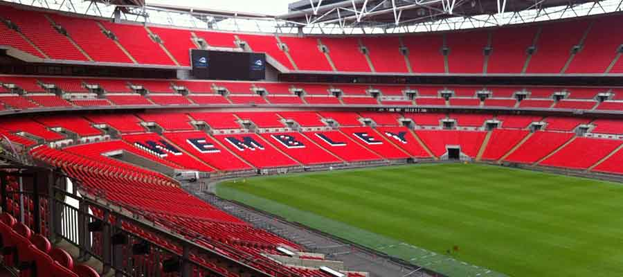England played 34 home games across the nation as they waited for their new Wembley home to be constructed...