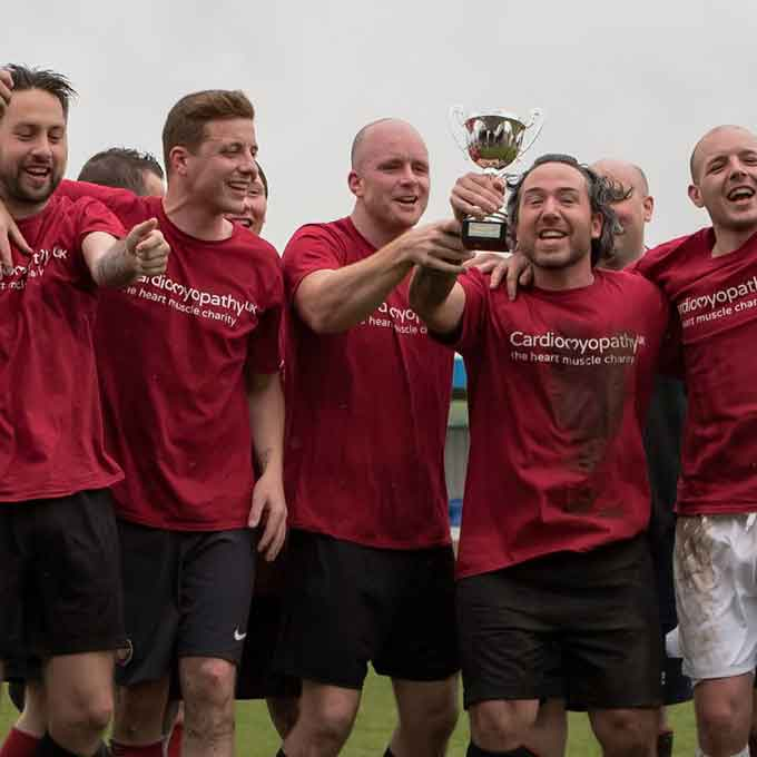 Ben Cole XI - the Mitchell Cole Memorial Tournament Winners 2018