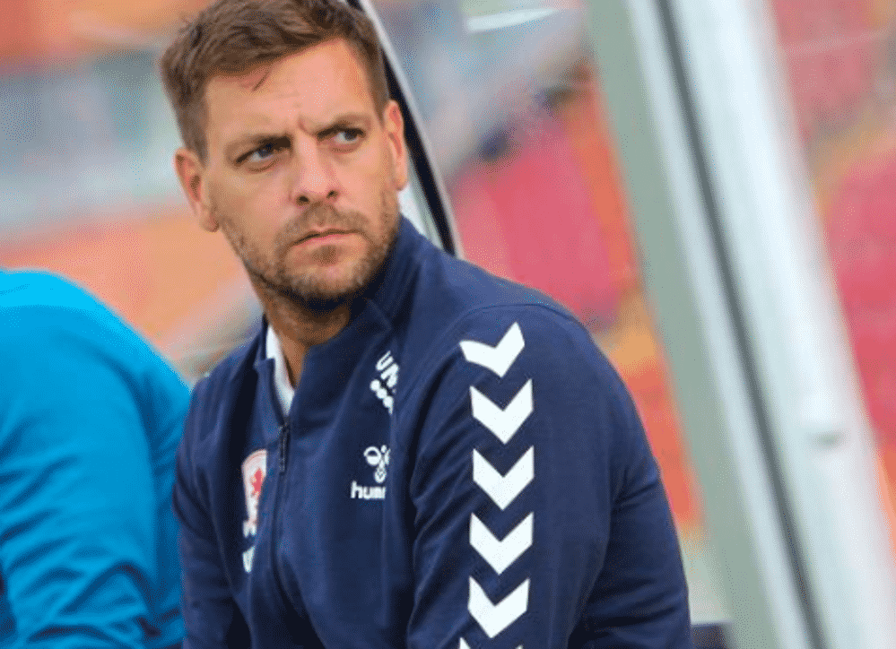 The Teesiders need to find a cutting edge to match the work rate, otherwise it could be goodnight Vienna for Jonathan Woodgate's men